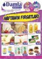 Damla Market 01 - 06 Şubat 2019 Kampanya Broşürü! Sayfa 1 Önizlemesi