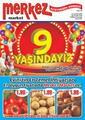 Merkez Market 21 - 28 Şubat 2019 Kampanya Broşürü! Sayfa 1
