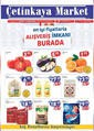 Çetinkaya Market 08 - 17 Şubat 2019 Kampanya Broşürü! Sayfa 1