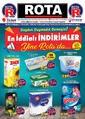 Rota Market 28 Şubat - 13 Mart 2019 Kampanya Broşürü! Sayfa 1