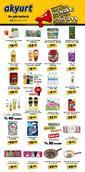Akyurt Süpermarket 15 - 28 Şubat 2019 Kampanya Broşürü! Sayfa 1