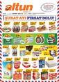 Altun Market 12 - 22 Şubat 2019 Kampanya Broşürü! Sayfa 1