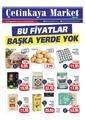 Çetinkaya Market 07 - 17 Mart 2019 Kampanya Broşürü! Sayfa 1