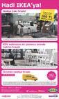 IKEA 29 - 31 Mart 2019 İndirimli Ürünler Sayfa 1