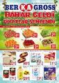 Grup Ber-ka Gross 15 - 21 Mart 2019 Kampanya Broşürü! Sayfa 1