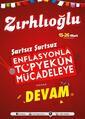 Zırhlıoğlu AVM 15 - 26 Mart 2019 Kampanya Broşürü! Sayfa 1