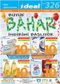 İdeal Hipermarket 29 Mart - 02 Nisan 2019 Kampanya Broşürü! Sayfa 1