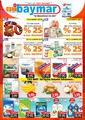 Ekobaymar Market 07 - 17 Mart 2019 Kampanya Broşürü! Sayfa 1