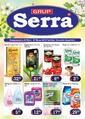 Serra Market 30 Mart - 07 Nisan 2019 Kampanya Broşürü! Sayfa 1