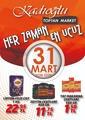 Kadıoğlu Toptan Market 13 - 31 Mart 2019 Kampanya Broşürü! Sayfa 1