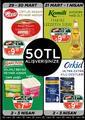 Sarıyer Market 29 Mart - 10 Nisan 2019 Kampanya Broşürü! Sayfa 2