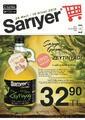 Sarıyer Market 29 Mart - 10 Nisan 2019 Kampanya Broşürü! Sayfa 1