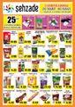 Şehzade Market 20 Mart - 02 Nisan 2019 Kampanya Broşürü! Sayfa 1