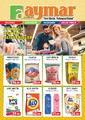 Aymar 13 - 21 Mart 2019 Kampanya Broşürü! Sayfa 1 Önizlemesi