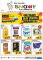 Snowy Market 28 Mart - 02 Nisan 2019 Kampanya Broşürü! Sayfa 1