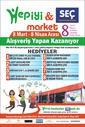 Hepiyi Market 08 Mart - 08 Nisan 2019 Kampanya Broşürü! Sayfa 1