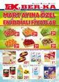Grup Ber-ka Market 14 - 17 Mart 2019 Kampanya Broşürü! Sayfa 1