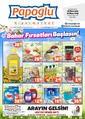 Papoğlu Market 28 Mart - 10 Nisan 2019 Kampanya Broşürü! Sayfa 1