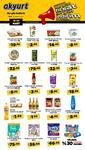 Akyurt Süpermarket 15 - 28 Mart 2019 Kampanya Broşürü! Sayfa 1