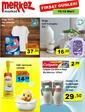 Merkez Market 15 - 18 Mart 2019 Kampanya Broşürü! Sayfa 1