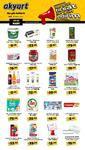 Akyurt Süpermarket 01 - 14 Mart 2019 Kampanya Broşürü! Sayfa 1