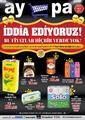 Aypa Market 11 - 17 Mart 2019 Kampanya Broşürü! Sayfa 1