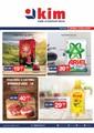 Kim Market Marmara Bölgesi Özel 28 Mart - 04 Nisan 2019 Kampanya Broşürü! Sayfa 1