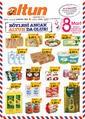 Altun Market 07 - 17 Mart 2019 Kampanya Broşürü! Sayfa 1