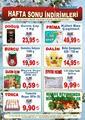 Akranlar Süpermarket 22 - 24 Mart 2019 Kampanya Broşürü! Sayfa 1