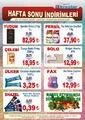 Akranlar Süpermarket 29 - 31 Mart 2019 İndirim Broşürü! Sayfa 1