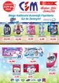 Cem Hipermarket 22 - 30 Nisan 2019 Bahar Temizliği Broşürü! Sayfa 1