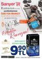 Sarıyer Market 26 Nisan - 08 Mayıs 2019 Kampanya Broşürü Sayfa 1