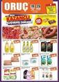Oruç Market 19 - 25 Nisan 2019  Bostancı 1-2 - Pendik - Ataşehir Şubeleri Kampanya Broşürü! Sayfa 1