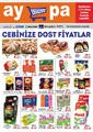 Aypa Market 17 - 21 Nisan 2019 Kampanya Broşürü! Sayfa 1