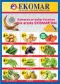 Ege Ekomar Market 24 - 30 Nisan 2019 Kampanya Broşürü Sayfa 1