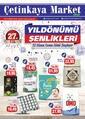 Çetinkaya Market 12 - 21 Nisan 2019 Kampanya Broşürü! Sayfa 1