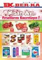 Grup Ber-ka Market 11 - 14 Nisan 2019 Kampanya Broşürü! Sayfa 1