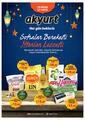 Akyurt Süpermarket 29 Nisan - 12 Mayıs 2019 Kampanya Broşürü Sayfa 1