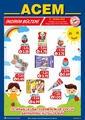 Acem Market 17 - 30 Nisan 2019 Kampanya Broşürü! Sayfa 1