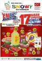 Snowy Market 17 - 23 Nisan 2019 Kampanya Broşürü! Sayfa 1