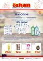 Özhan Marketler Zinciri 11 - 21 Nisan 2019 Kampanya Broşürü Sayfa 1