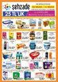 Şehzade Market 03 - 16 Nisan 2019 Kampanya Broşürü! Sayfa 1