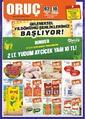 Oruç Market 02 - 10 Nisan 2019 Kampanya Broşürü! Sayfa 1