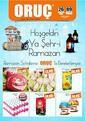 Oruç Market 26 Nisan - 09 Mayıs 2019 Kampanya Broşürü Sayfa 1