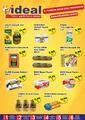 İdeal Market Ordu 05 - 09 Nisan 2019 Kampanya Broşürü! Sayfa 1