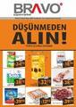 Bravo Süpermarket 19 - 23 Nisan 2019 Kampanya Broşürü! Sayfa 1