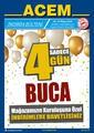 Acem Market 04 - 07 Nisan 2019 Kampanya Broşürü! Sayfa 1