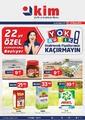 Kim Market Marmara Bölge Özel 05 - 10 Nisan 2019 Kampanya Broşürü! Sayfa 1