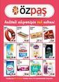 Özpaş Market 05 - 20 Nisan 2019 Kampanya Broşürü! Sayfa 1