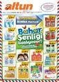 Altun Market 17 - 25 Nisan 2019 Kampanya Broşürü! Sayfa 1
